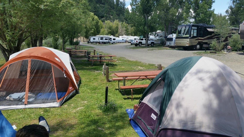 Pagosa Riverside Campground Pagosa Springs