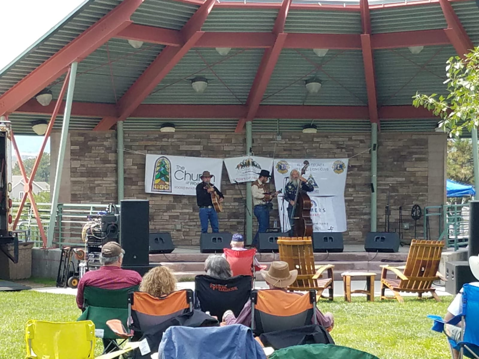 Pickin' On The Divide Bluegrass Festival
