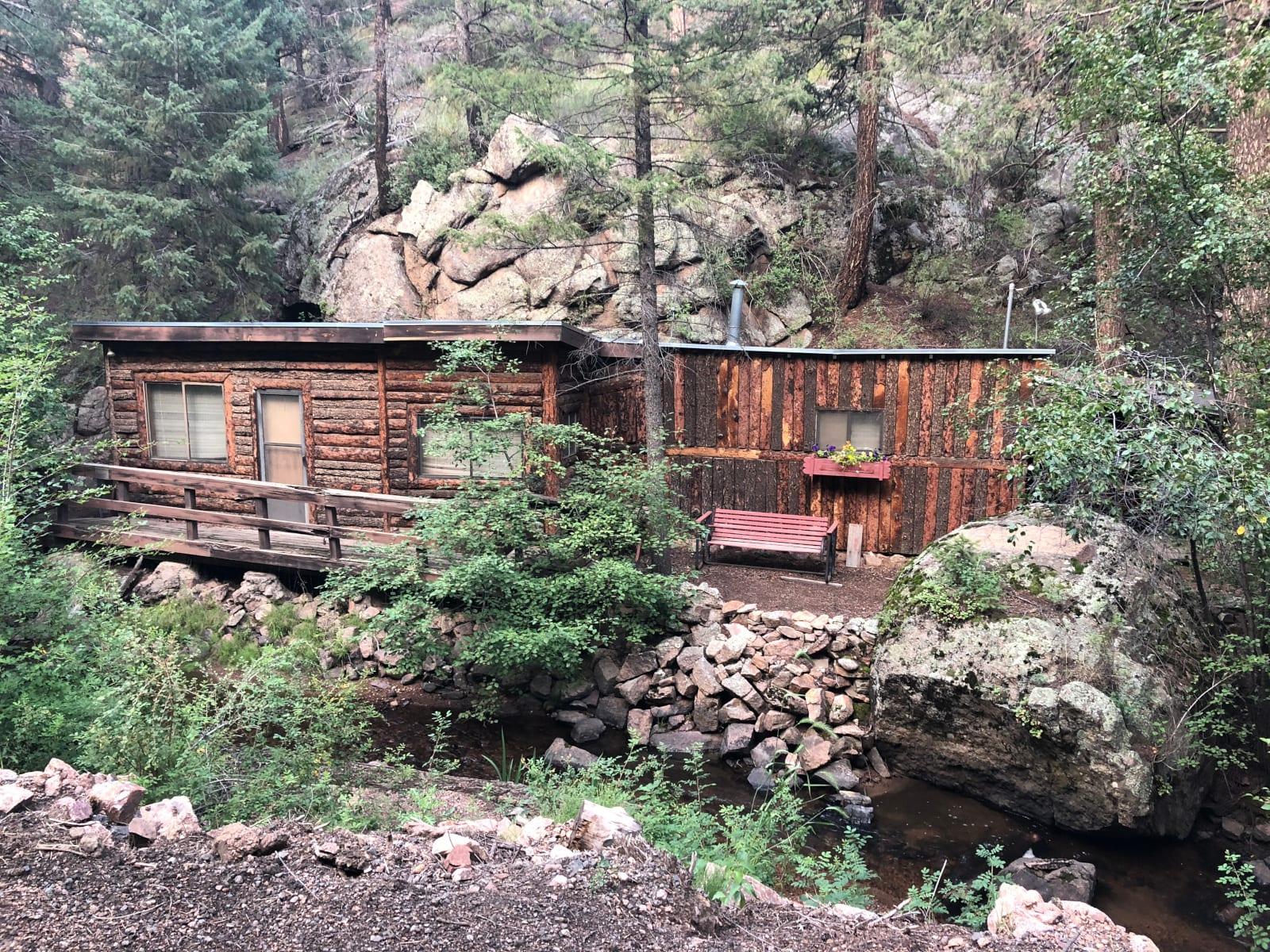 Pine CO Buffalo Creek Cabin