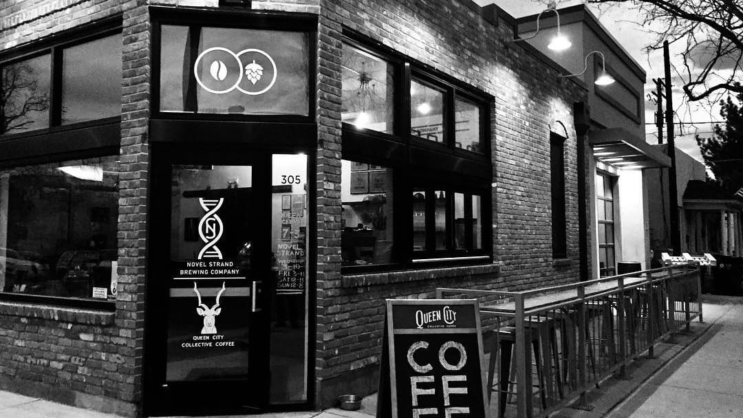 Denver Coffeeshops Queen City Collective Coffee