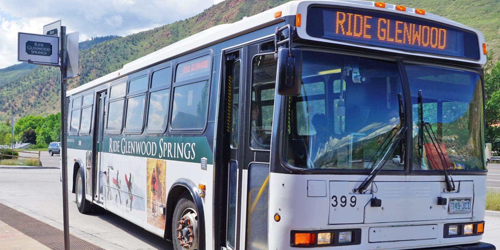 Ride Glenwood Springs Bus