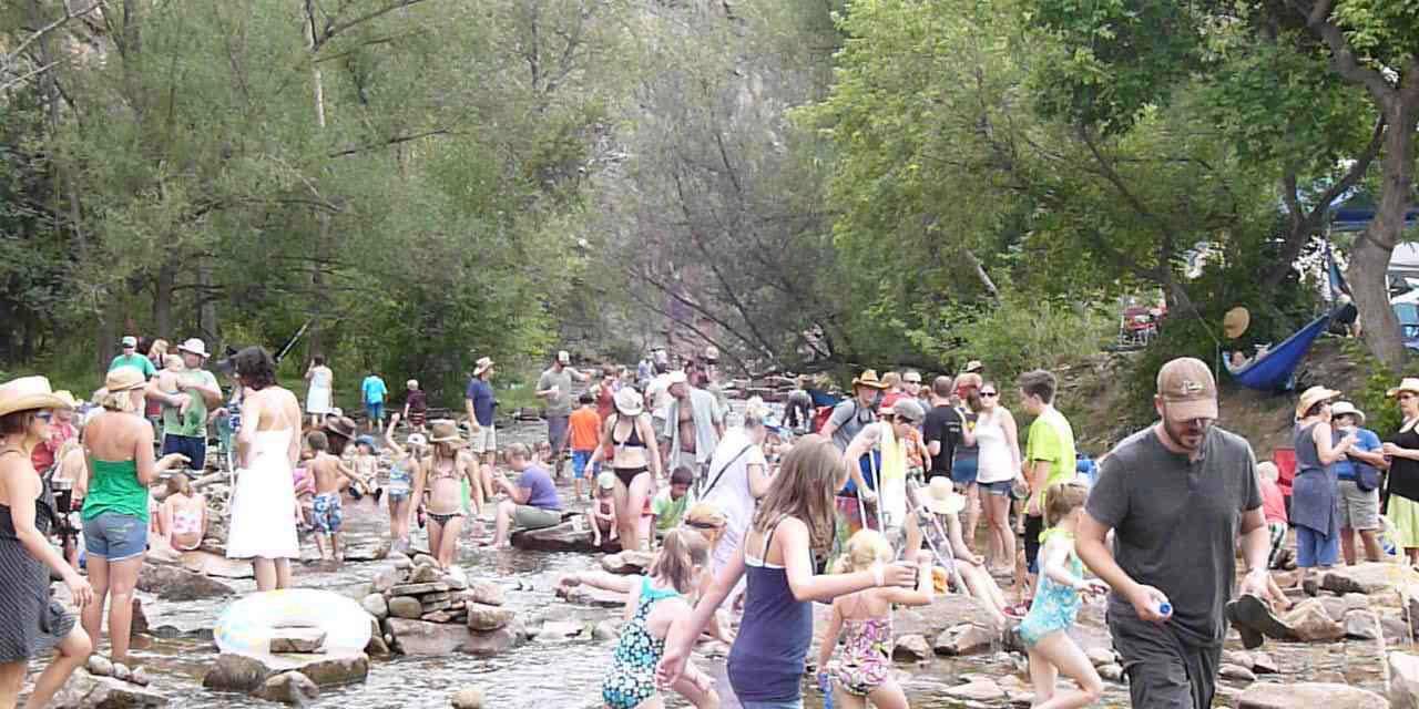 Rocky Mountain Folks Festival North Saint Vrain