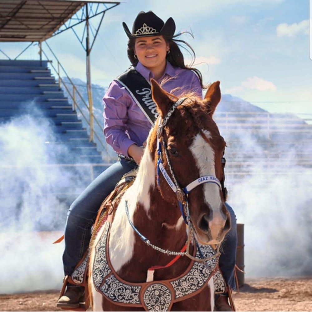 Royal Gorge Rodeo Canon City Princess
