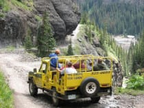 San Juan Scenic Jeep Tours Ouray