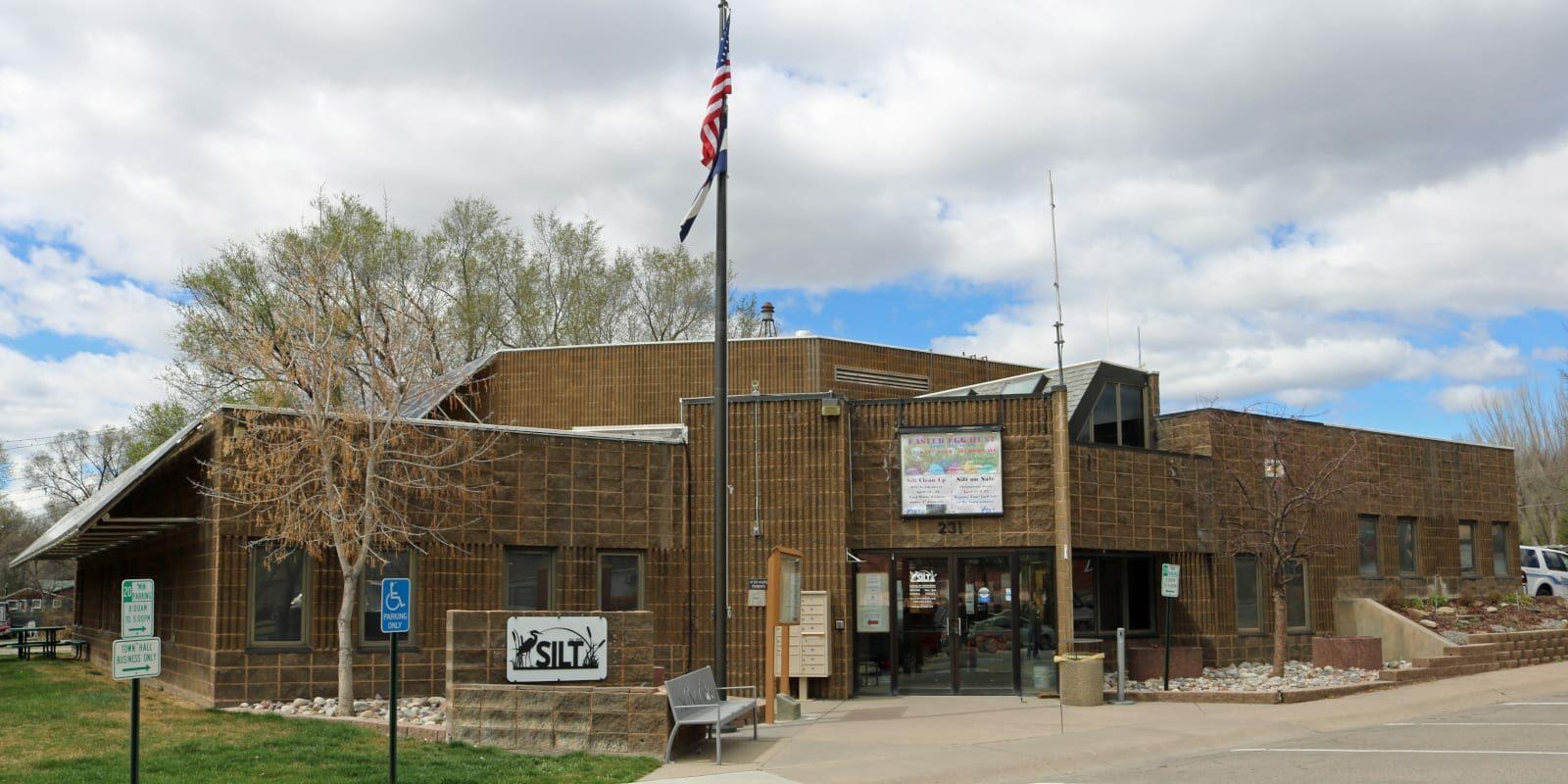 Silt Colorado Town Hall