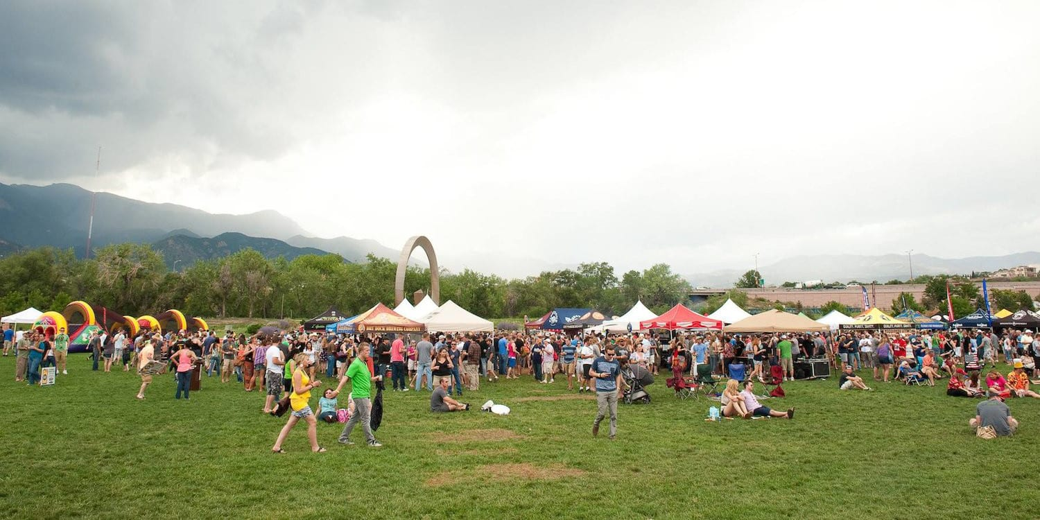Springs Beer Festival Colorado