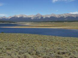 Taylor Park Reservoir Gunnison County Colorado