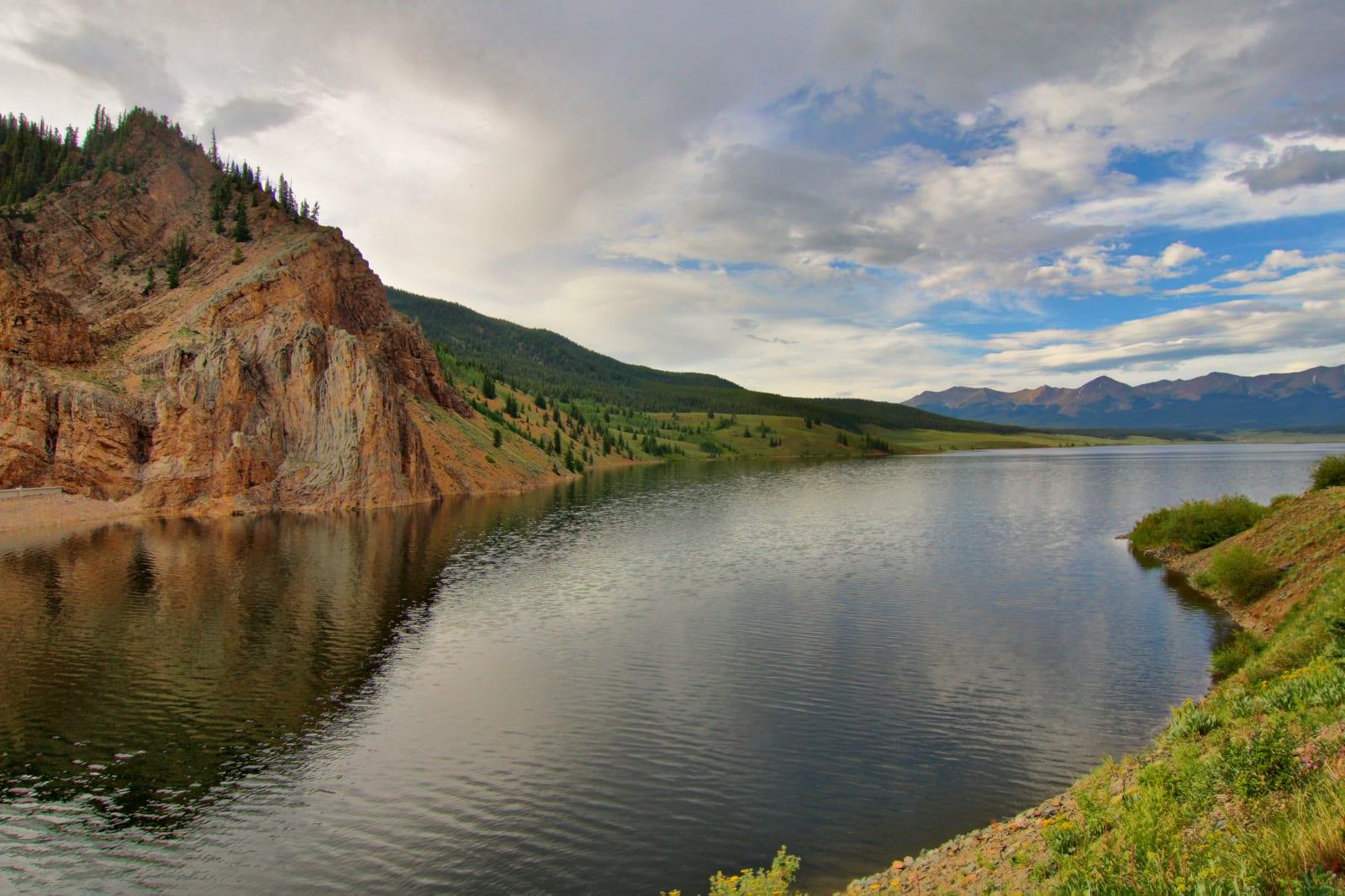 Taylor Park Reservoir Almont Colorado