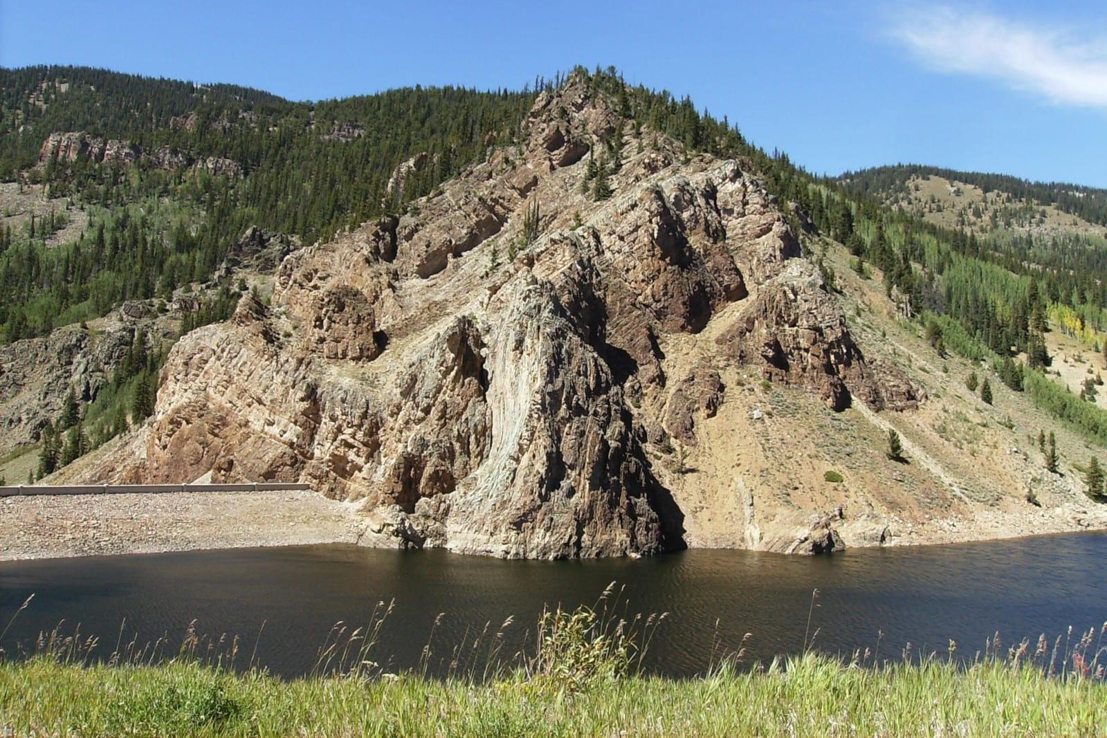 Taylor Park Dam Colorado