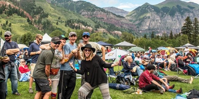 Telluride Jazz Festival Volunteers