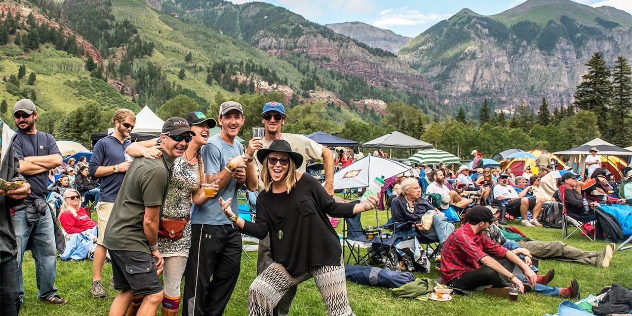 Telluride Jazz Festival Volunteers