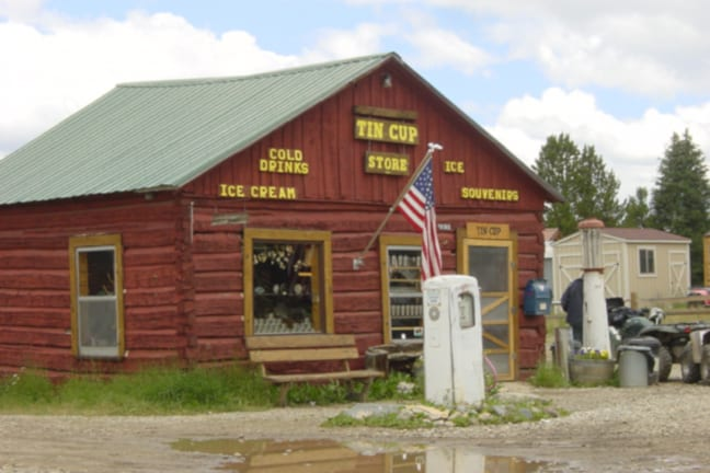 Tincup Colorado General Store