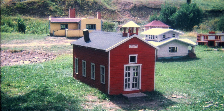 Tiny Town Railroad Morrison Colorado