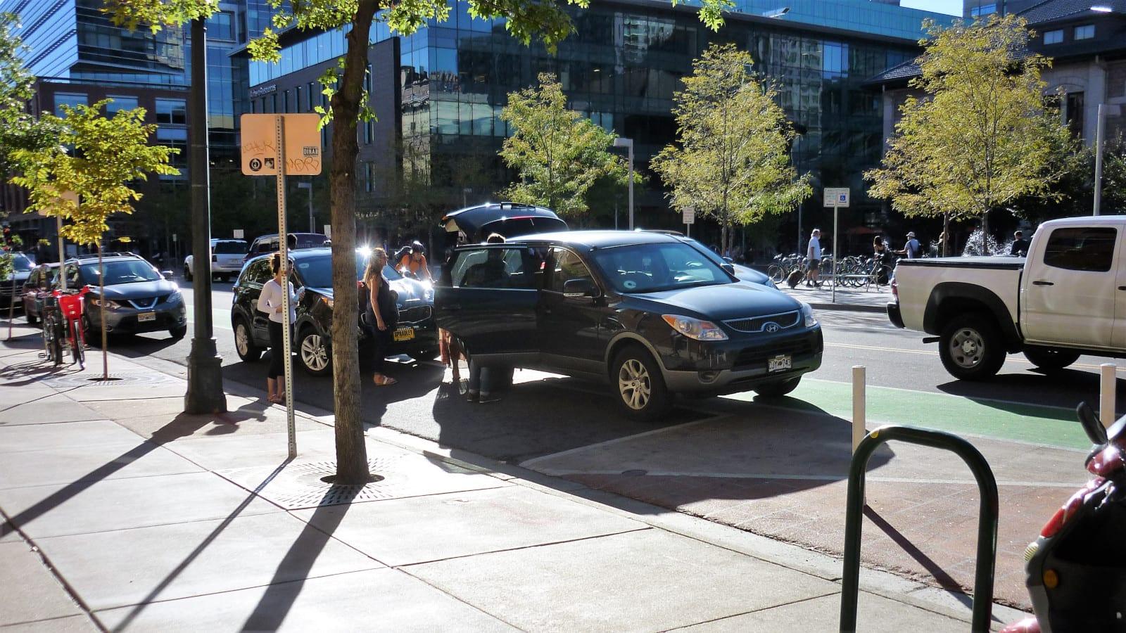 Uber Ride Sharing Denver