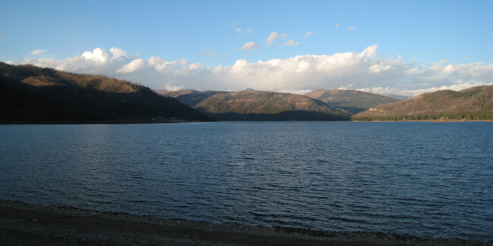 Vallecito Lake Bayfield Colorado