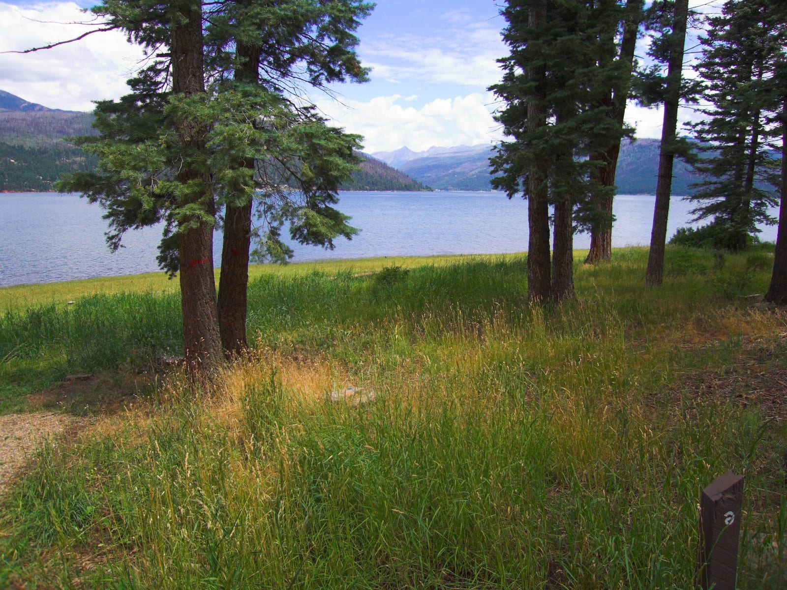 Vallecito Lake Southeast Side Bayfield Colorado