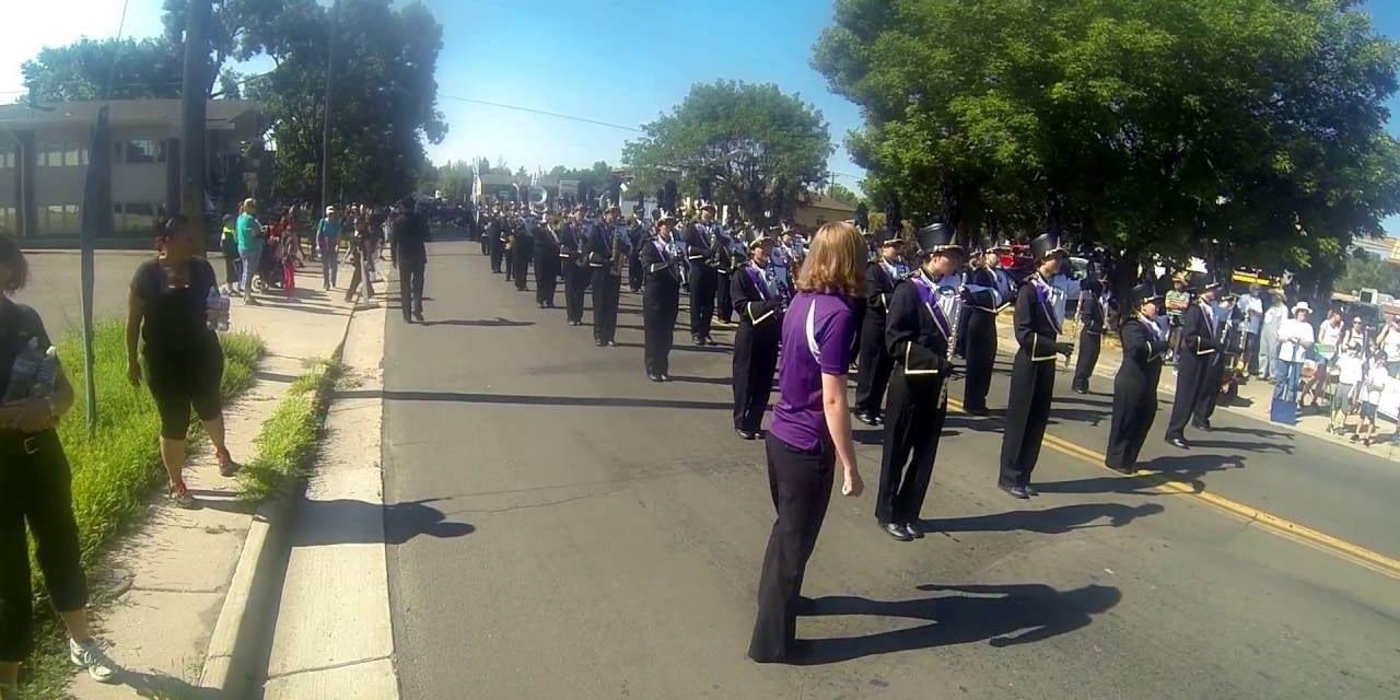 Western Welcome Week Littleton Colorado Parade