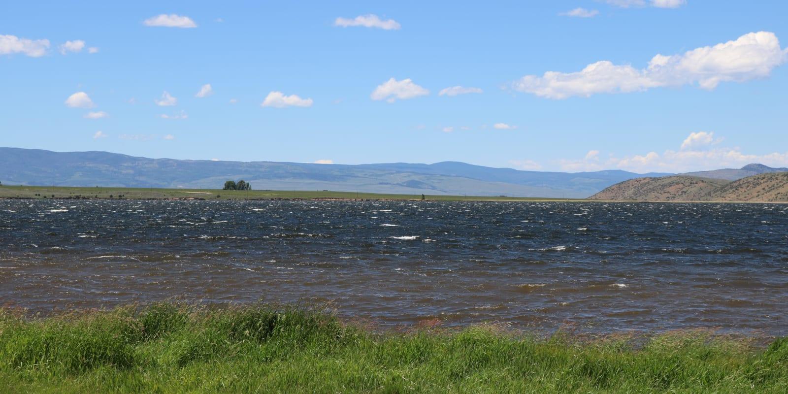 Williams Fork Reservoir Grand County Colorado