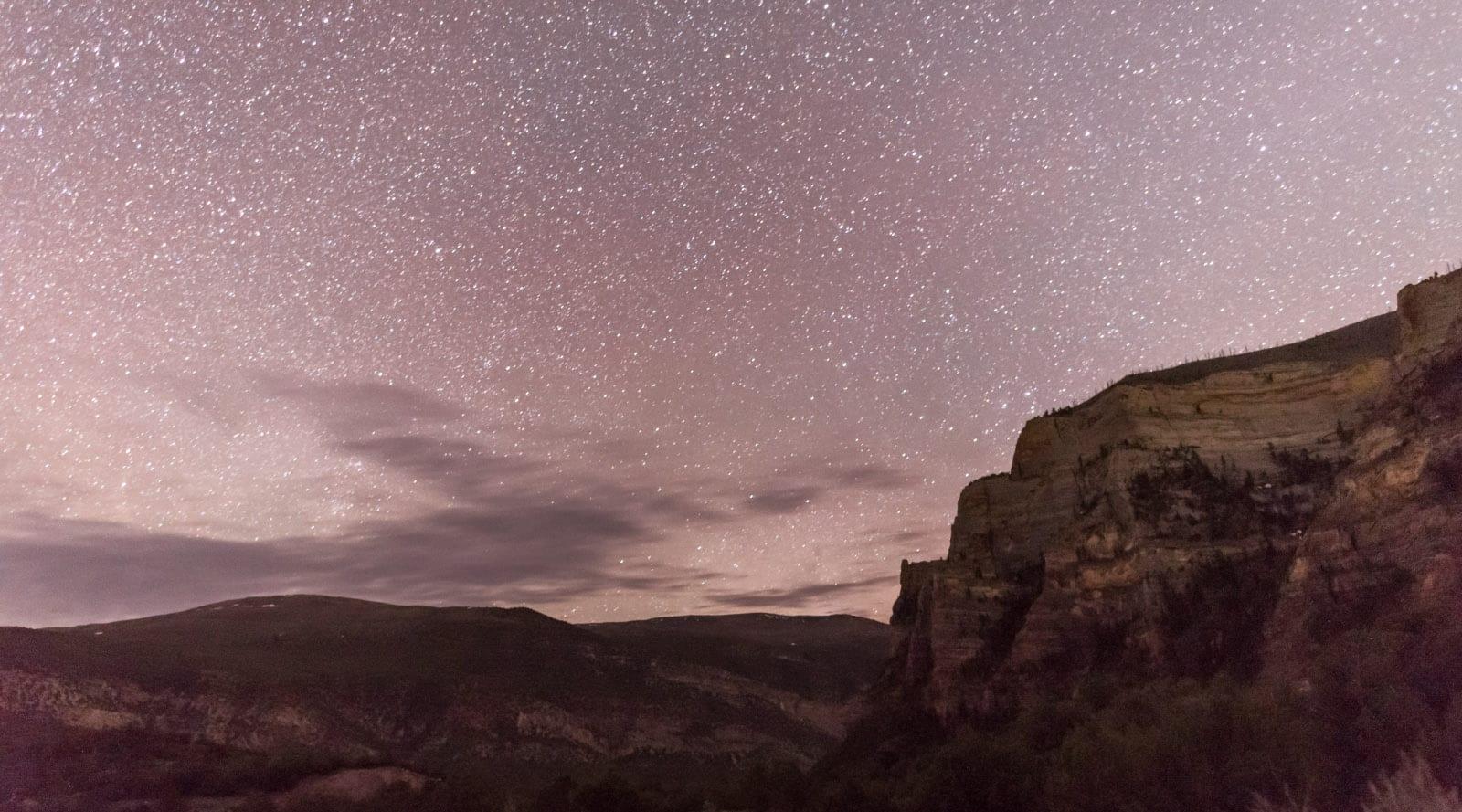 Dinosaur National Monument Dark Sky Park