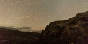 Dinosaur National Monument Dark Sky Park Stargazing Night Starts
