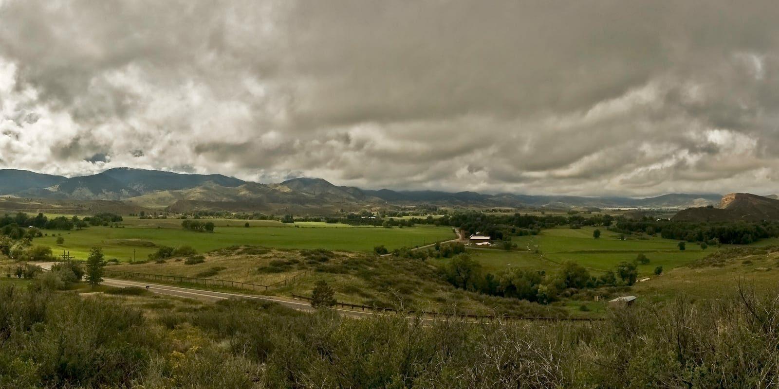 Bellvue Colorado Countryside