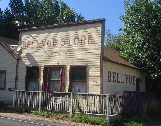 Bellvue Store Colorado