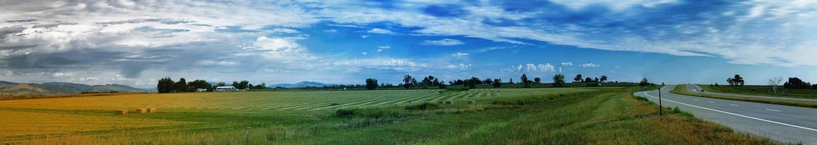 Berthoud Colorado Farm