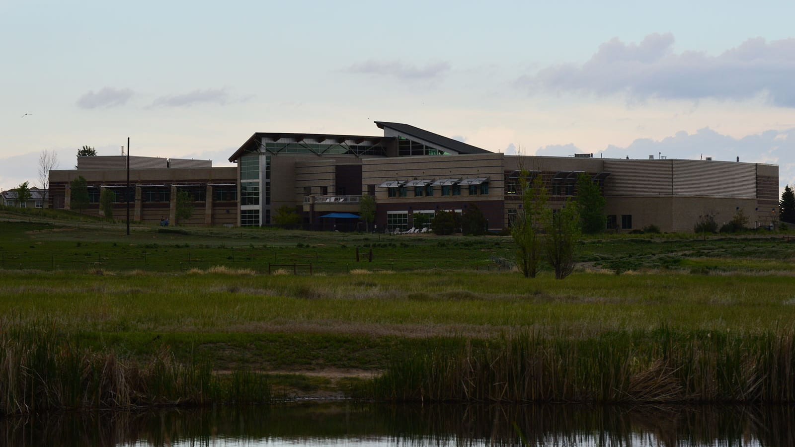 Broomfield Colorado Paul Derda Recreation Center