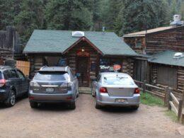 Bucksnort Saloon and Family Restaurant Pine Colorado