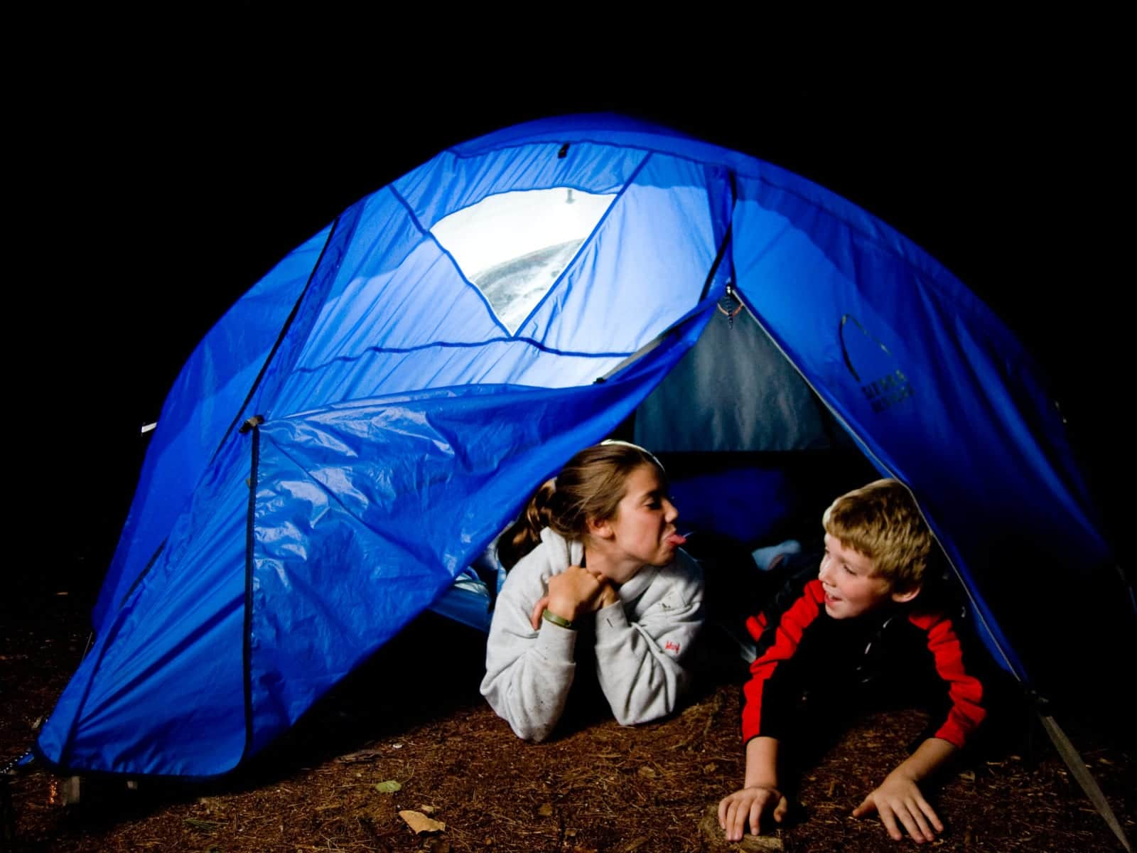 Camping Kids Checklist Children Tent