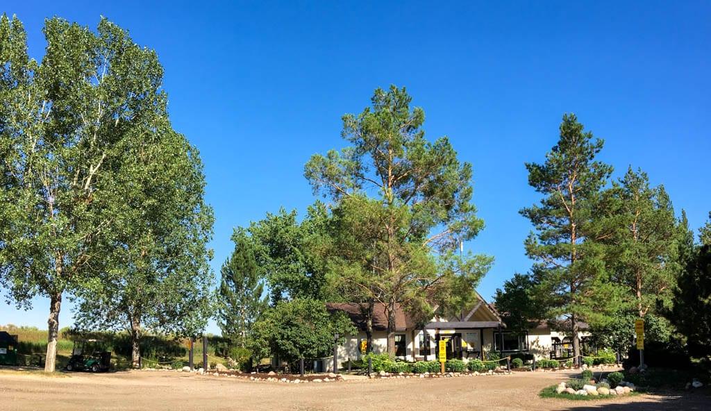 Fort Collins North/Wellington KOA Journey Colorado Main Lodge