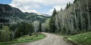 Williams Creek Reservoir Road Pagosa Springs Colorado