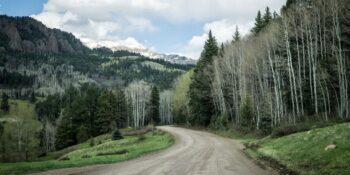 Williams Creek Reservoir Road Pagosa Springs Colorado