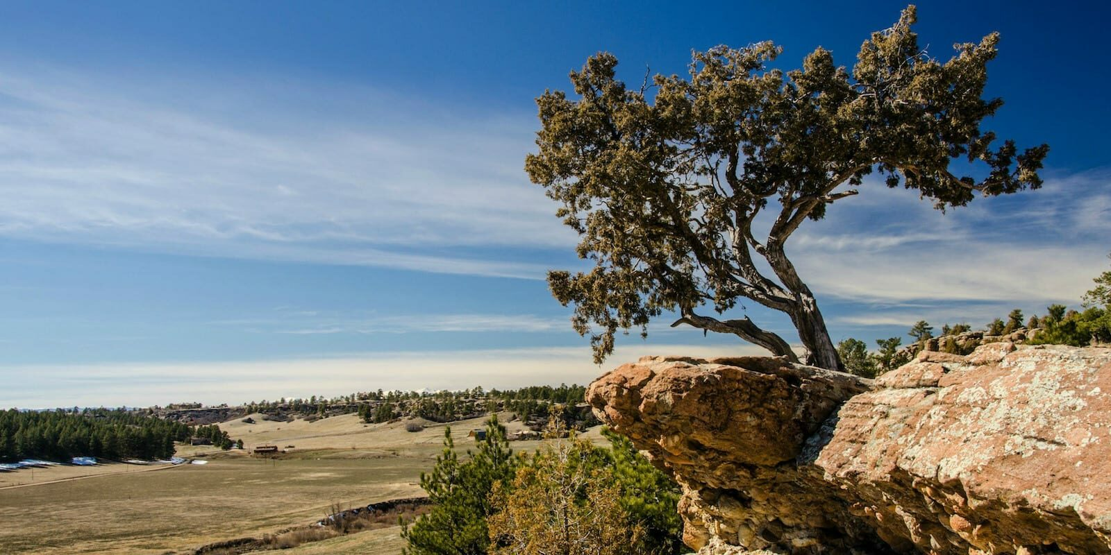 Castlewood Canyon State Park Franktown CO