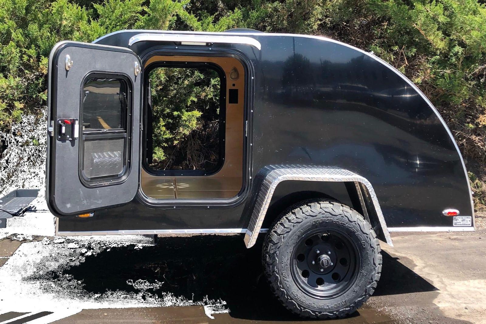 Travel Trailer Rentals Denver Colorado Teardrops Canyonland Model