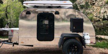 Travel Trailer Rentals Denver Colorado Teardrops Summit Model