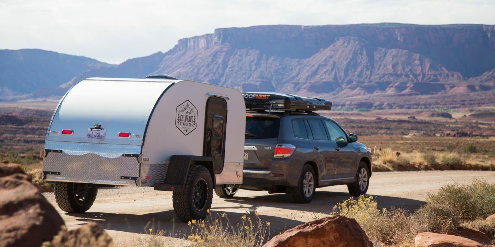Colorado Teardrops Summit Camper Moab