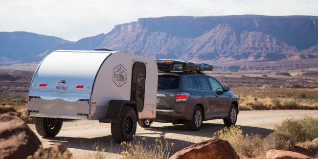 Colorado Teardrops Summit Camper Moab