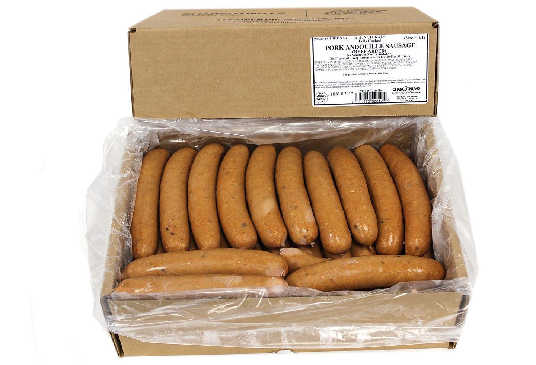 Continental Sausage Charcutnuvo Pork Andouille Sausage