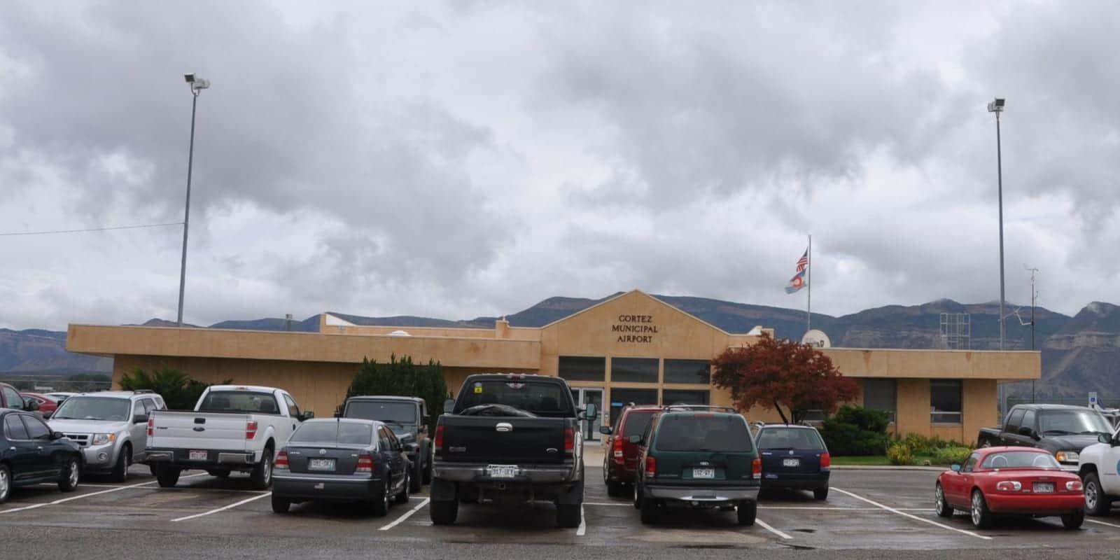 Cortez Municipal Airport Terminal Colorado