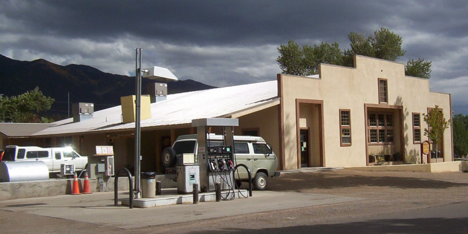 Crestone Colorado Gas Station Store