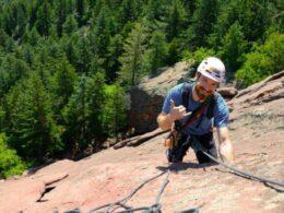 Denver Climbing Company Rock Climber