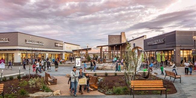 Colorado Outlet Malls Denver Premier Outlets