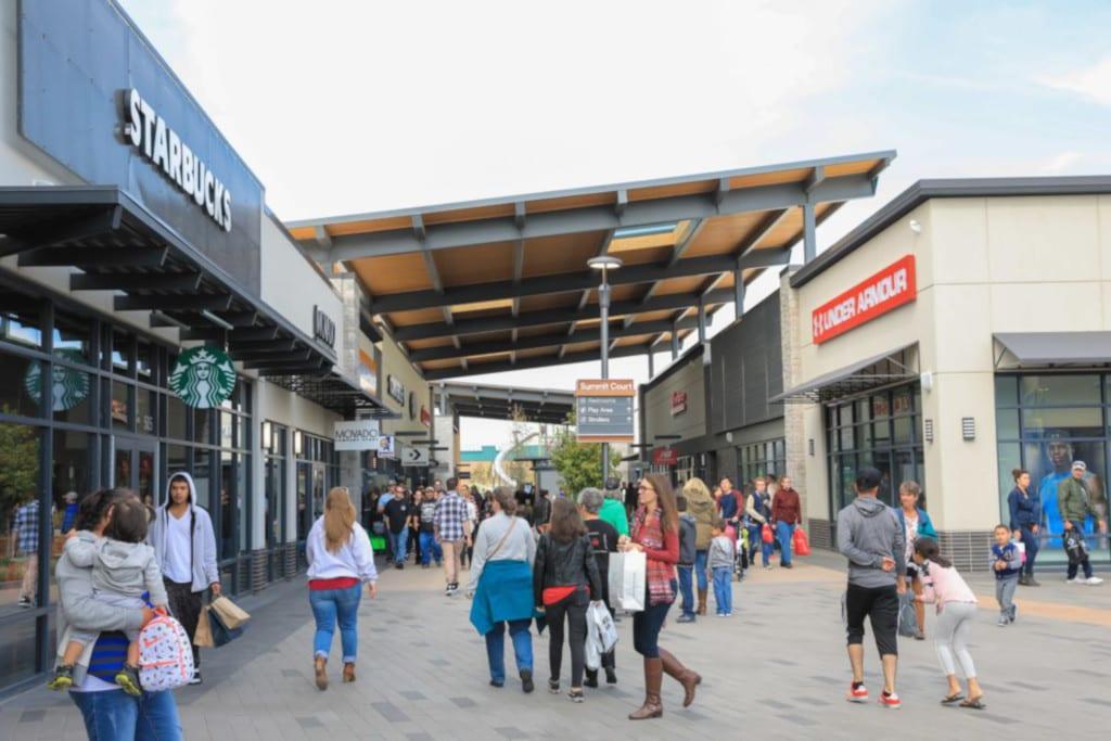 Denver Premium Outlets Thornton Stores