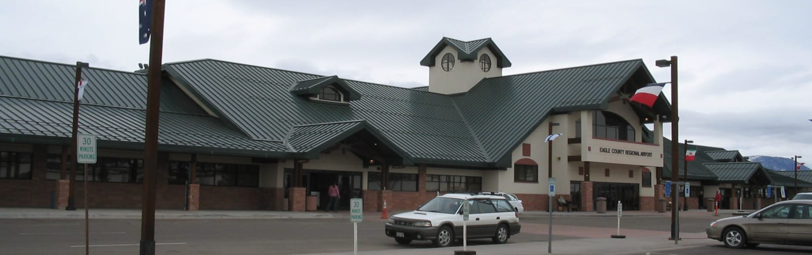 Eagle County Regional Airport Terminal