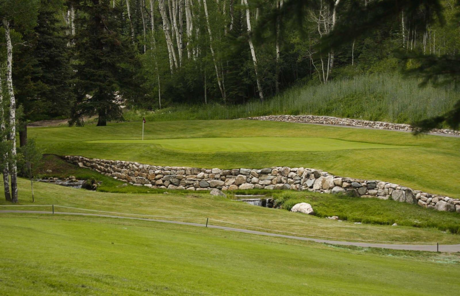 Eagle-Vail Colorado Eagle-Vail Golf Club Green