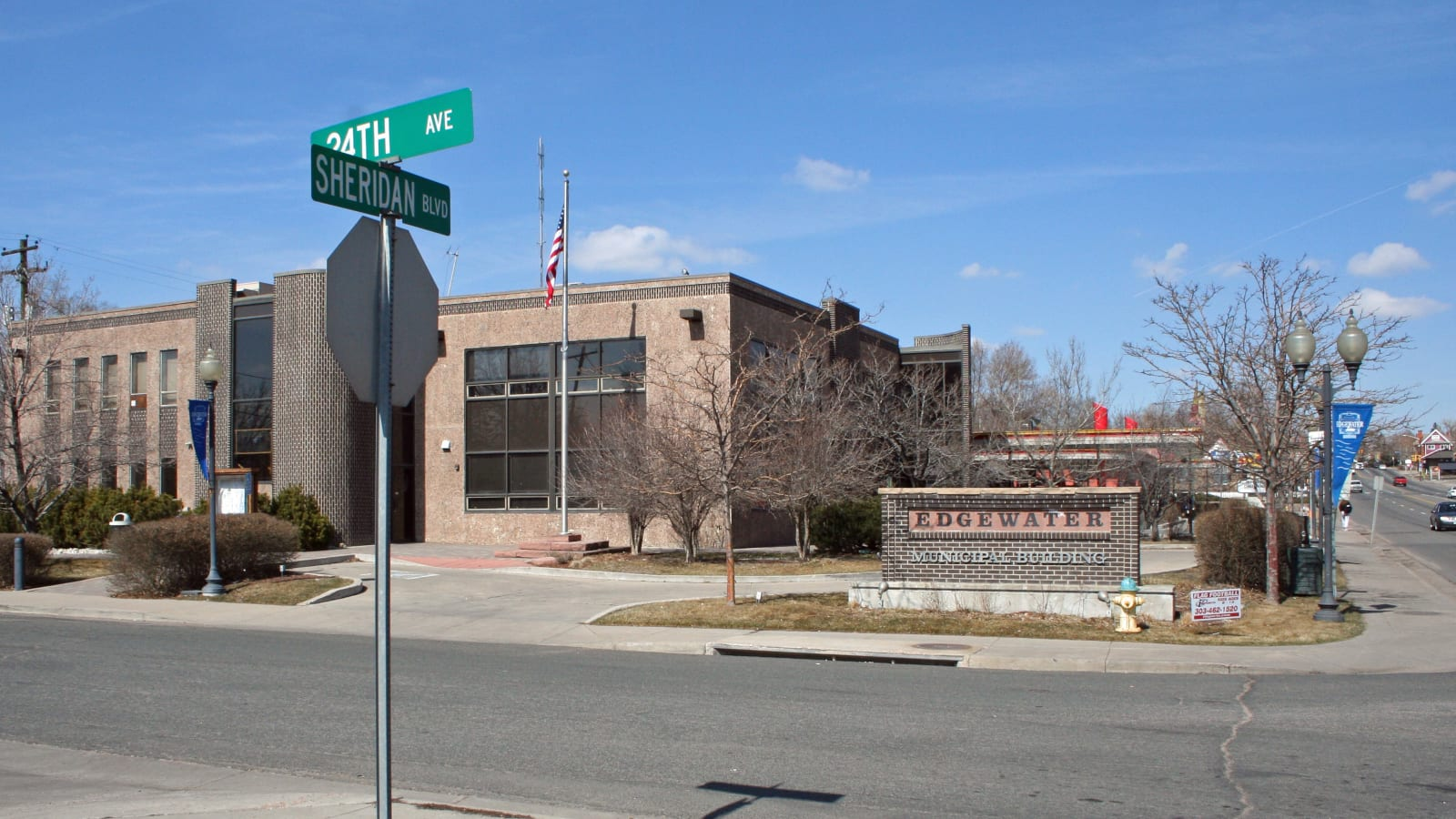 Edgewater Colorado Municipal Building