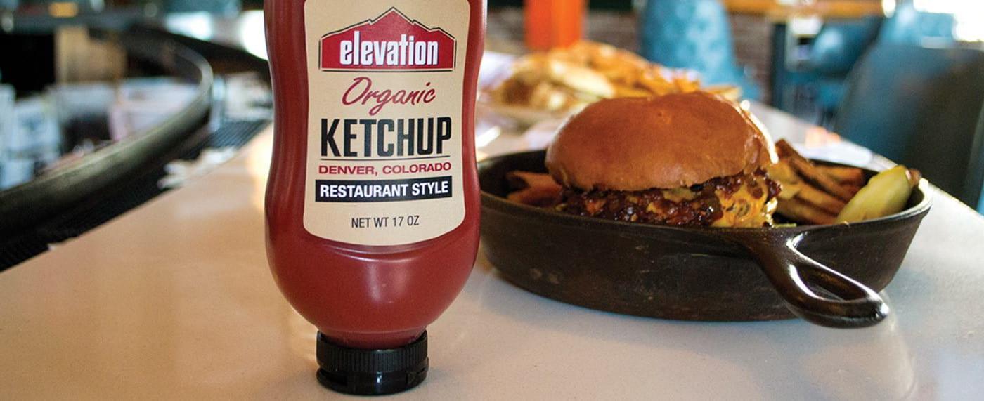 Elevation Organic Ketchup