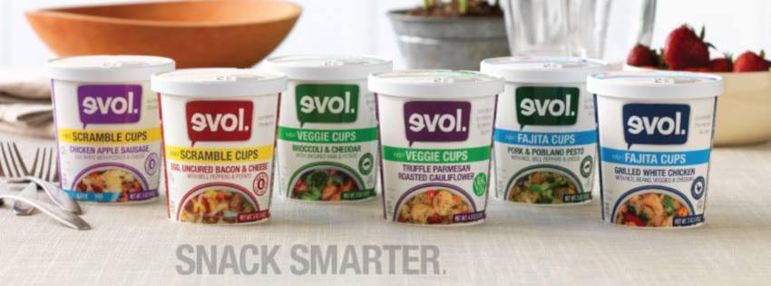 Evol Foods Cups