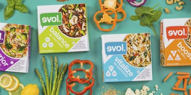 Evol Foods Frozen Dinner